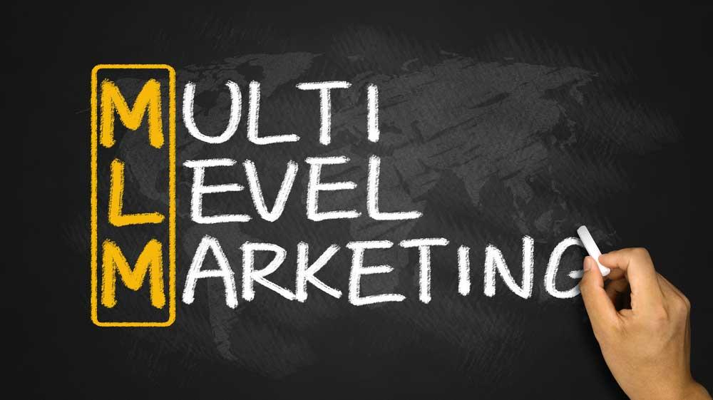 Multi level marketing success